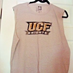 MY U UCF CENTRAL FLORIDA KNIGHTS BOY'S L TANK TOP